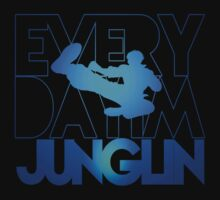 Every Day Im Junglin by OddGog