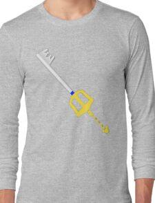 Sora's Keyblade Long Sleeve T-Shirt