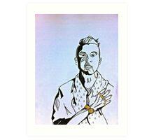 Macklemore Art Print