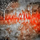 Forest Fire by Denise Tomasura