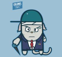 Colonel Ex-gangster Cat by Mitchelboot