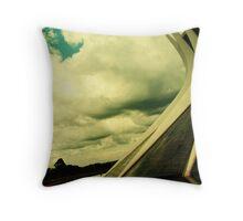 The Metropolitan Cathedral, Brazilia, Brazil Throw Pillow
