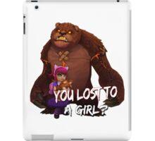 Annie and Tibbers iPad Case/Skin