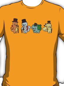 Fancy Pokemon T-Shirt