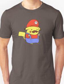 Pikachu/Mario T-Shirt