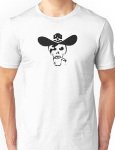 Skull of the Sheriff VRS2 T-Shirt