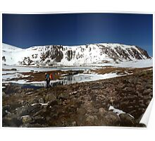 Loch Etchachan - Cairngorms Poster