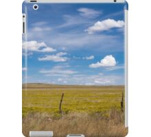 Rural scene. iPad Case/Skin