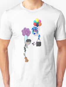 Vinyl and Octavia Together T-Shirt