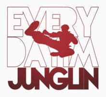 Lee Sin Every Day I'm Junglin T-Shirt
