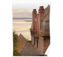 Mont Saint-Michel - Normandy France Poster