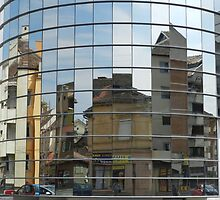 Distorted Reflections by ivDAnu