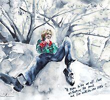 Ireland - Oscar Wilde and Nature by Goodaboom