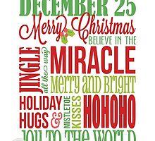 Christmas  by vschultz25