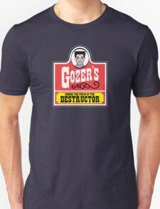 Gozer's - Choose the form of the destructor  T-Shirt