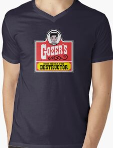 Gozer's - Choose the form of the destructor  Mens V-Neck T-Shirt