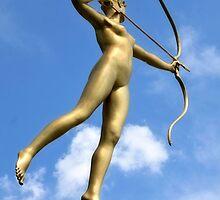 Diana The Huntress by SuddenJim