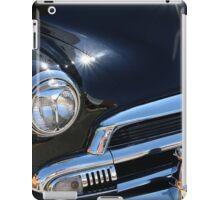 Black Antique Muscle Car iPad Case/Skin