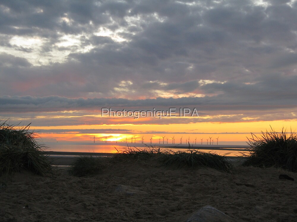 Sand Dunes and Turbines by PhotogeniquE IPA