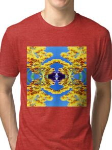 341-Bumble Tri-blend T-Shirt