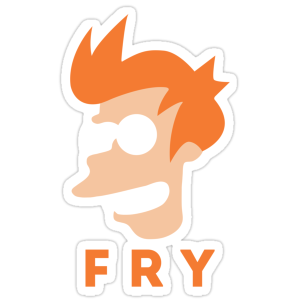 Philip J. Fry - The original thousand-year-old delivery boy by James Frewin