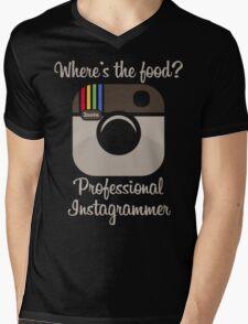 Professional Instagrammer Mens V-Neck T-Shirt