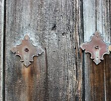 San Juan Door Decoration Detail by marybedy
