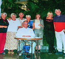 Holiday Friends 1999 by lynn carter