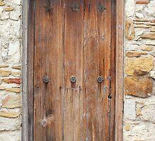 San Juan Doorway by marybedy