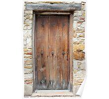 San Juan Doorway Poster