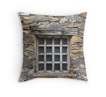 San Juan Window 2 Throw Pillow