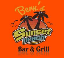 Bern's Sunset Bar & Grill by bern67