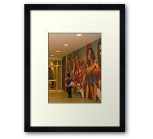 Mr. Price Framed Print