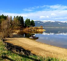 Payette Lake...Cascade Idaho......great fishing by trueblvr