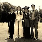 Powis Castle Edwardian Portrait  by melek0197