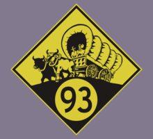 ninety-three: the classic (yellow) t-shirt Kids Tee