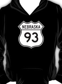 ninety-three: the highway t-shirt T-Shirt