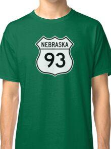 ninety-three: the highway t-shirt Classic T-Shirt