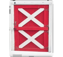 Barndoor iPad Case/Skin