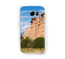 Sandstone cliffs. Samsung Galaxy Case/Skin
