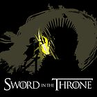 The Sword in the Throne by girardin27