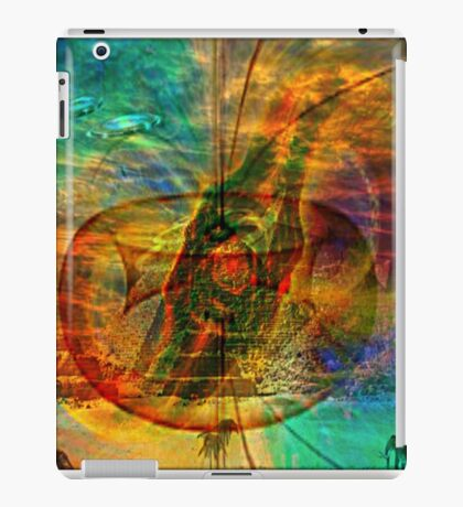 the eye of the soul iPad Case/Skin