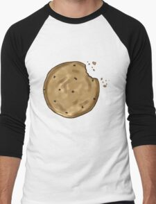 Snacktastic Cookie for your enjoyment. Men's Baseball ¾ T-Shirt