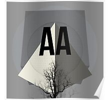 AA Depth Perception  Poster