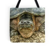 Snapping Turtle VI Tote Bag