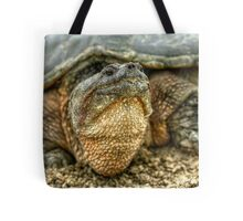 Snapping Turtle VII Tote Bag
