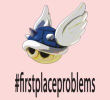 First Place Problems (Mario Parody) Kids Tee