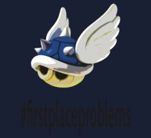 First Place Problems (Mario Parody) Kids Tee