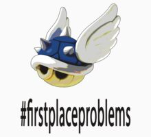 First Place Problems (Mario Parody) Kids Clothes