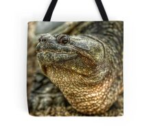 Snapping Turtle XI Tote Bag